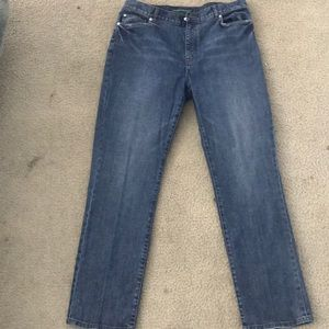 NEW Ralph Lauren Blue Jean - 14 NWOT